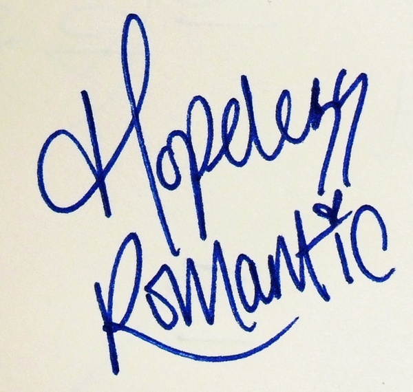 dating hopeless romantic The hopeless romantic might be an entertaining trope in a movie but in real life, she is sad and delusional.